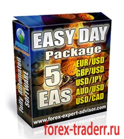 Советник Easy Day Package 5 EAs