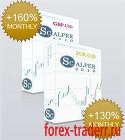 Советник Scalper 2010 EUR/USD